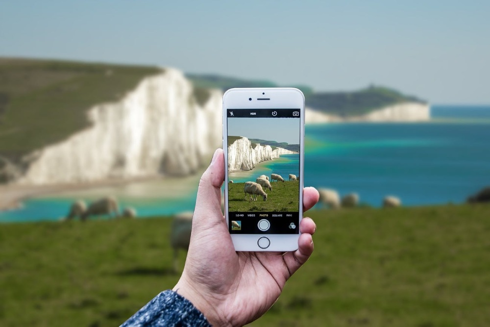 Sosyopix ile Mobil Fotoğrafçılık 6: Akıllı Telefonlarla Manzara Fotoğrafçılığı