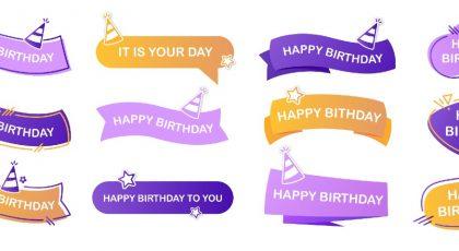 Doğum Günü Mesajları: Sevdiklerinize Özel Mesajlar