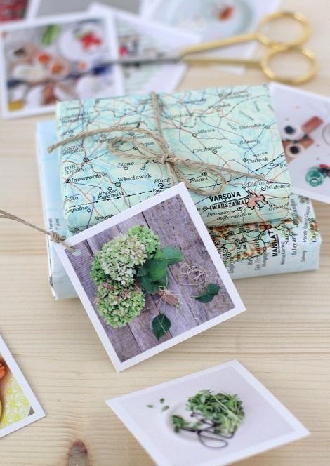 Mini Mini Kartlar - Tiny Mini Cards