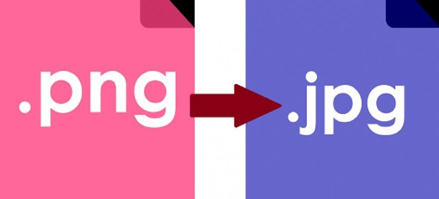 Fotoğraflarımı PNG'den JPG'ye nasıl çeviririm?